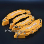 Brake Caliper Cover Brembo Style Orange 3D $80