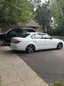 not OEM,Bmw Oe Reps Brand new tires & Rims. Staggered 19?Concave $1900