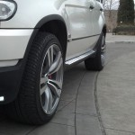 20'' M style new rims and tires $1900.00