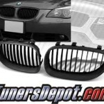 Black Sport Wide Kidney Grille $100