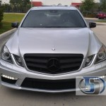 Mercedes E Class AMG Grill